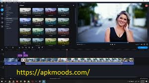 Movavi Video Editor  21.0.1 Crack
