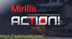 Mirillis Action 4.13 Crack