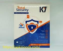 K7 Total Security 16.0.0337 Crack